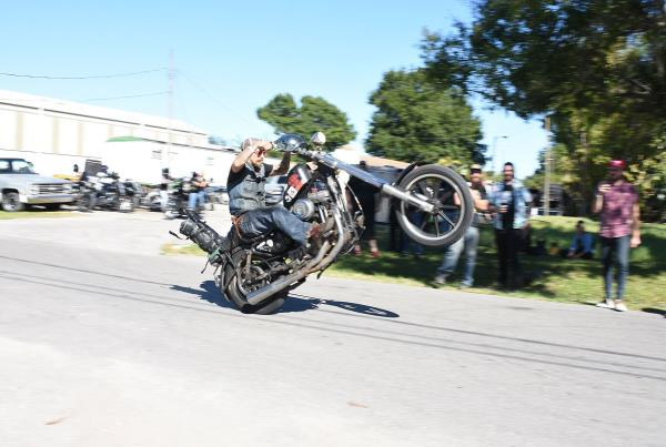 Southbound and Down III - Chopper Wheelie