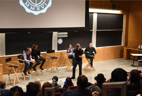 Innoskate Skateboarding at MIT - Panelist and Topics