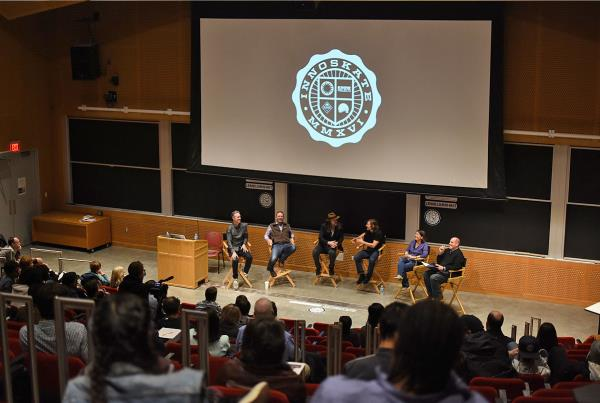 Innoskate Skateboarding at MIT - Panelist Thanks