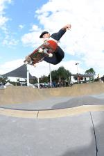 One of the best frontside ollies out there.