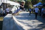 One of our favorites from Tampa Am today. Thanks for stopping by The Boardr BBQ at the Dream Driveway, Lil Dre.
