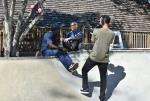 HiDefJoe at work on a Red Bull project with Zion.