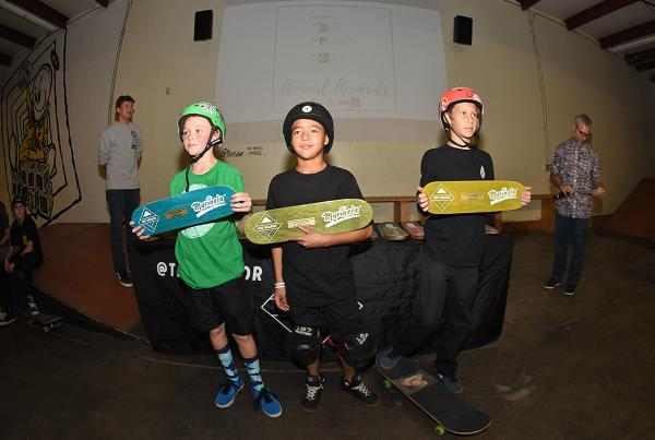 Grind for Life Annual Awards 2016 - 10 to 12 Street