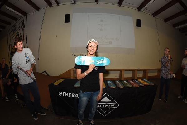 Grind for Life Annual Awards 2016 - 13 to 15 Street