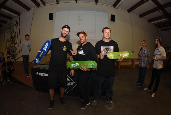 Grind for Life Annual Awards 2016 - 30 Up Street
