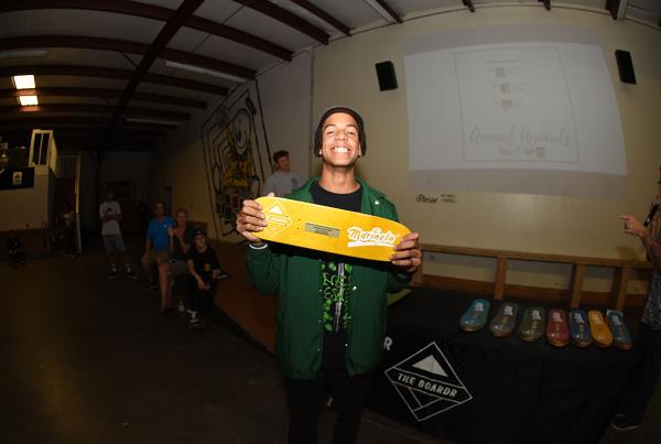 Grind for Life Annual Awards 2016 - Sponsored Street