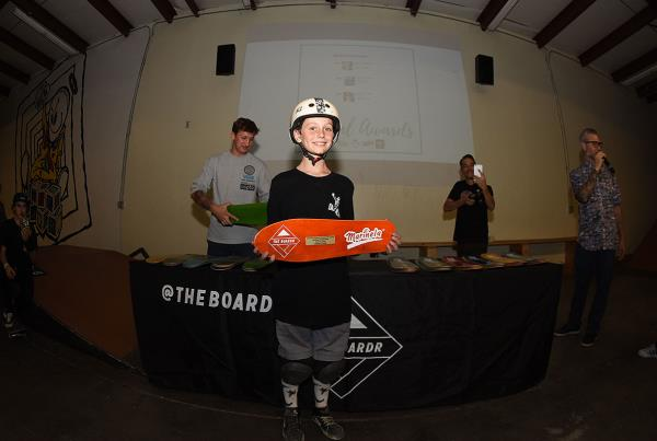 Grind for Life Annual Awards 2016 - 9 Under Bowl