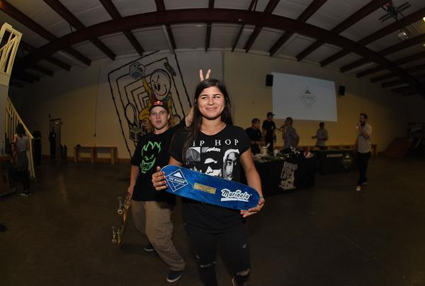 Grind for Life Annual Awards 2016 - Girls Street