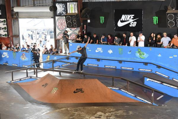 Tampa Am 2016 - Alex Front Feeble Across