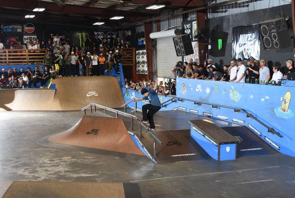 Tampa Am 2016 - Angelo Front Blunt