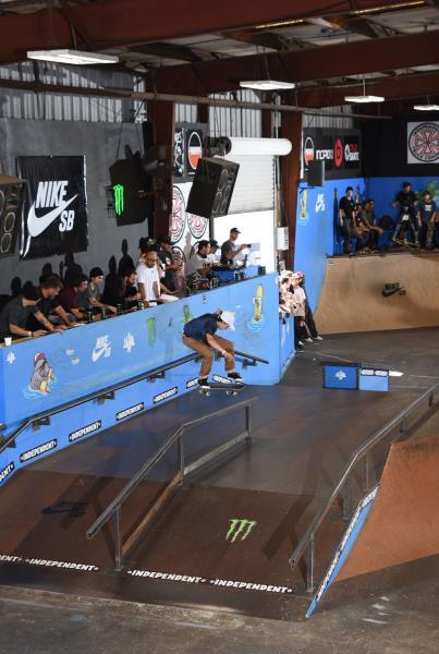 Tampa Am 2016 - Jagger Kickflip FSBS