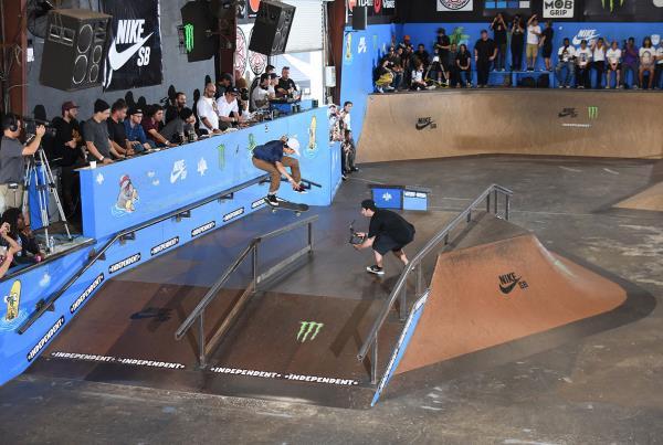 Tampa Am 2016 - Jagger Kickflip FSBS2