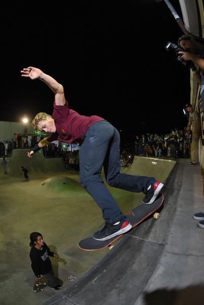 Tampa Am 2016 - Jake Wooten Back Smith