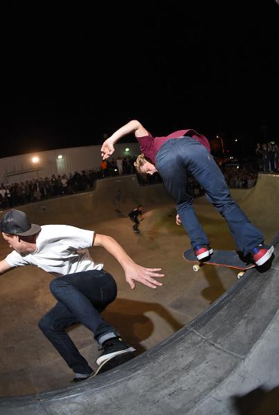 Tampa Am 2016 - Jake Wooten and Dalton