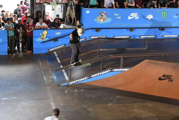 Tampa Am 2016 - Jamie Switch Front Feeble