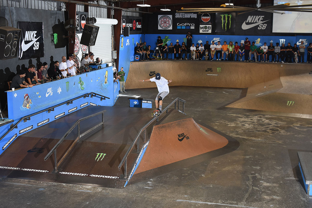 Tampa Am 2016 - Marcos 5-0