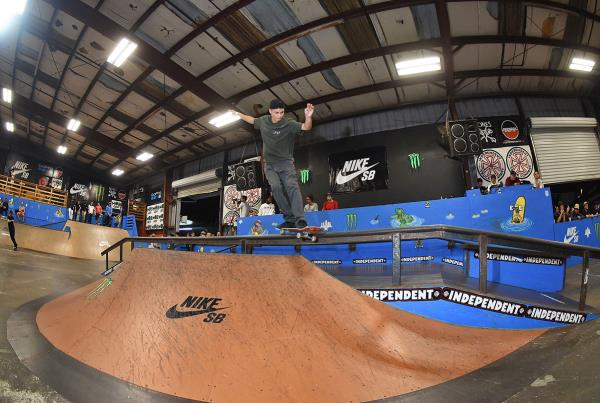 Tampa Am 2016 - Marcos Front Feeble