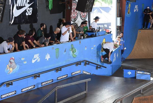 Tampa Am 2016 - TFunk Wallride