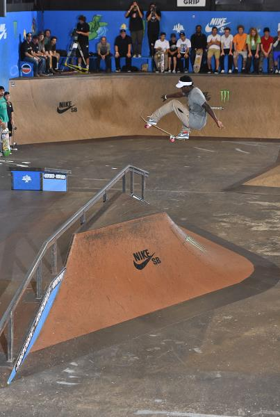 Tampa Am 2016 - Zion Frontside 360