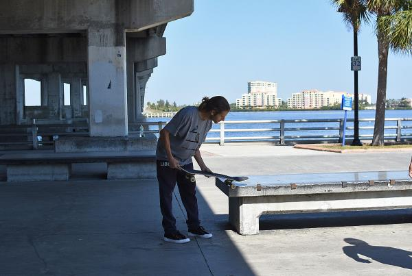 Big Weekend in Tampa for Tim - Skate Stoppers Check