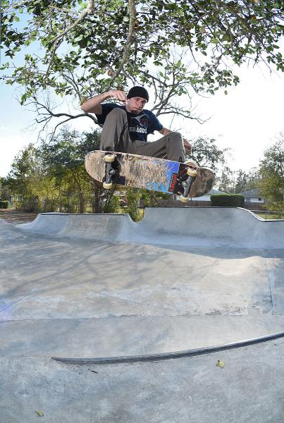 Big Weekend in Tampa for Tim - FS Ollie