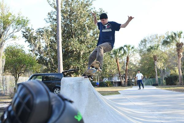 Big Weekend in Tampa for Tim - FS Grind