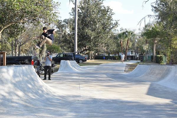 Big Weekend in Tampa for Tim - Driveway FS Ollie