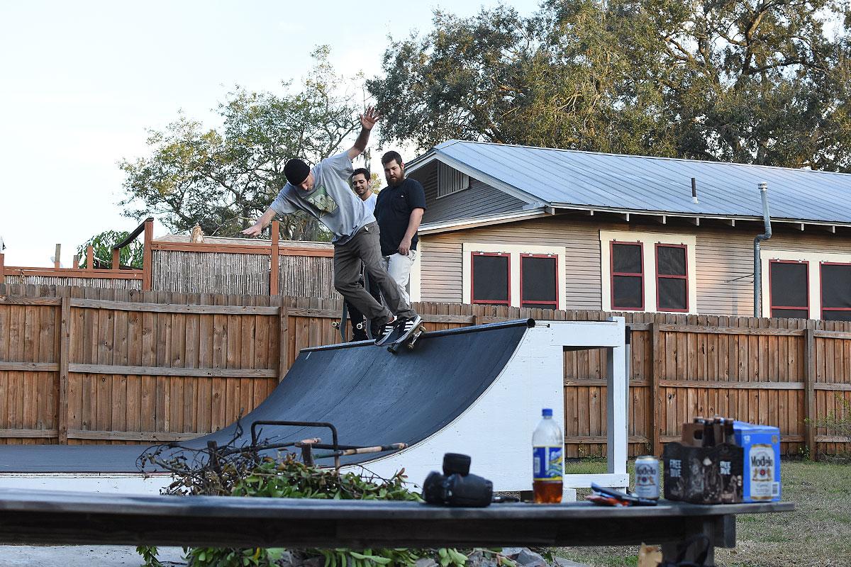 Big Weekend in Tampa for Tim - Derrick's Ramp