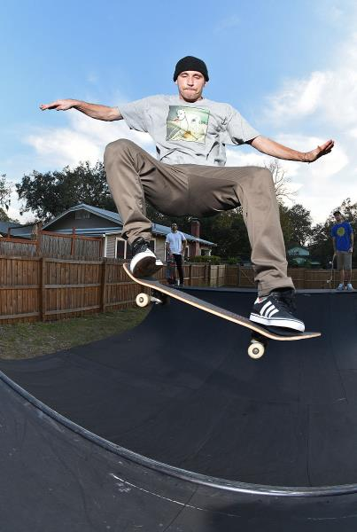 Big Weekend in Tampa for Tim - Derrick's Ramp FS Disaster