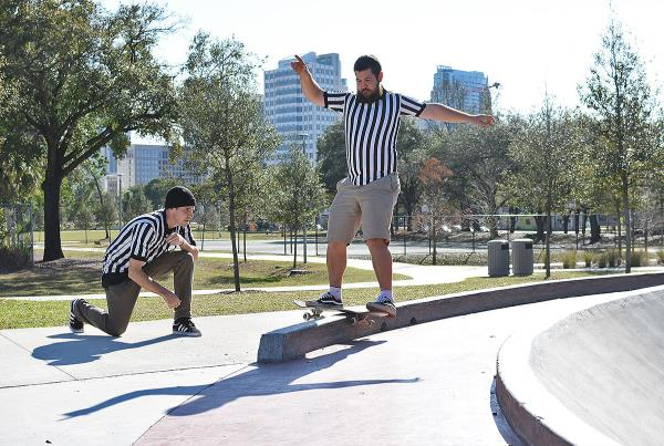 Big Weekend in Tampa for Tim - Boardslide Coach