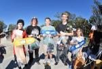 Braden Stelma, Tyler Kirshenbaum, and Landon Swan took home the top 3 spots for Street Sponsored.