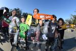 Nash Barfield, Myles Gentry, and Ryan Saueracker took home the top 3 spots for Bowl 9 and Under.