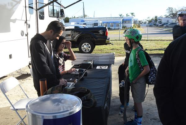 GFL at New Smyrna - Registration Line
