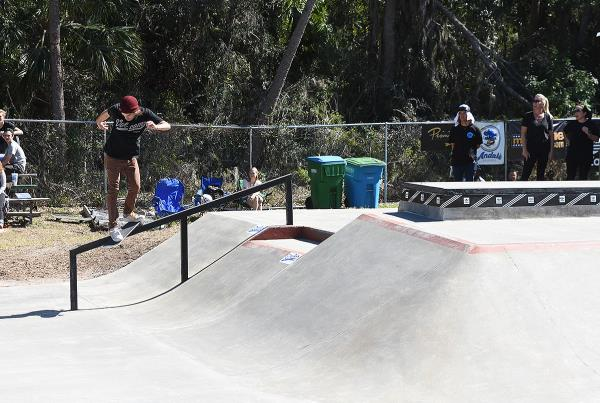 GFL at New Smyrna - Back Smith Zack
