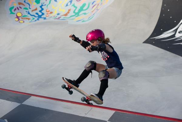 Vans Park Series Australia - Charlotte Heath