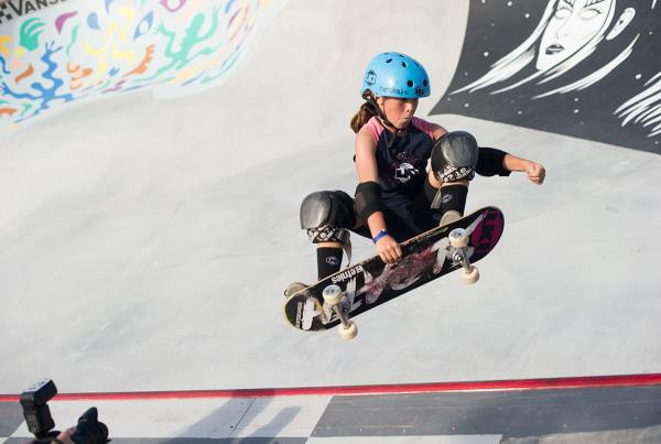 Vans Park Series Australia - Haylie Powell