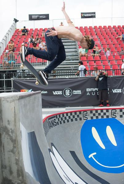 Vans Park Series Australia - Tom Back D