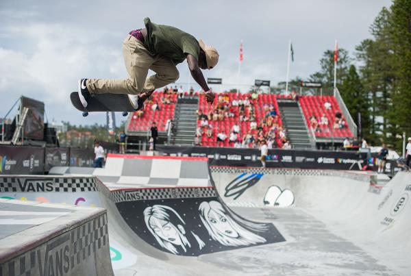 Vans Park Series Australia - Body Jar