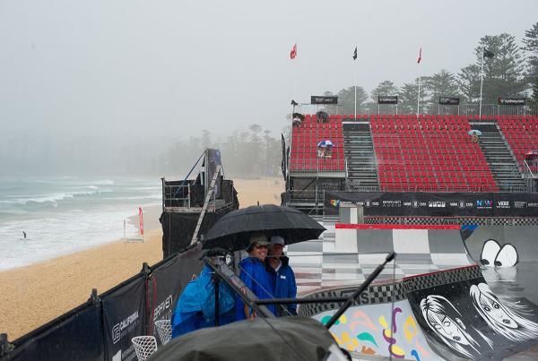 Vans Park Series Australia - Rain Delay