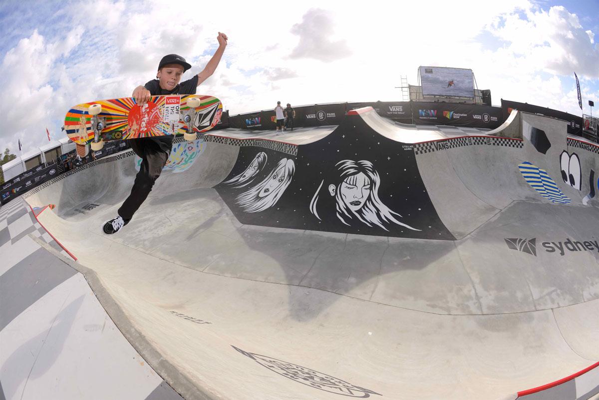Vans Park Series Australia - Ethan Boneless