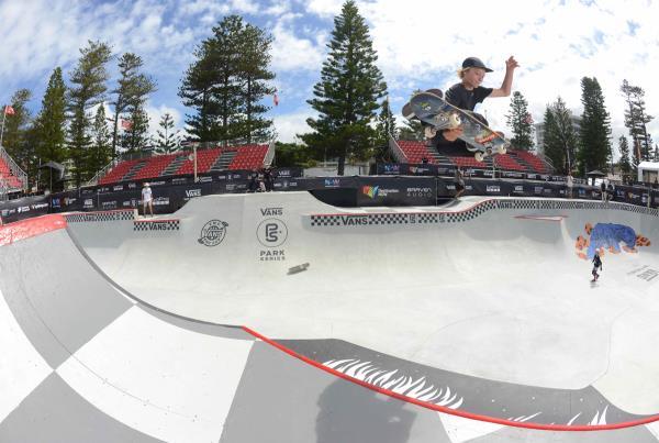 Vans Park Series Australia - Jedd McKenzie Stale Fish