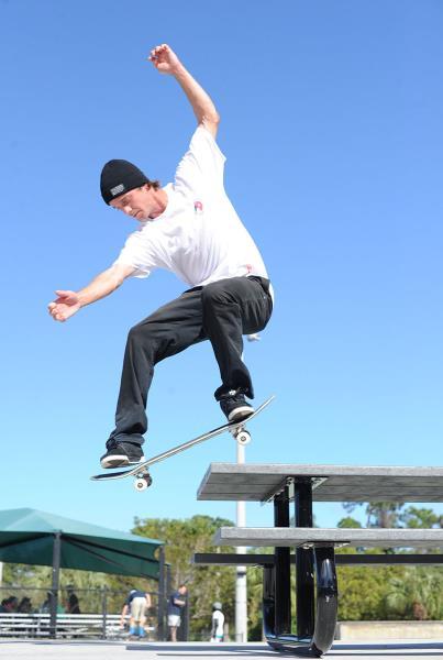 Matt Miller Nosegrind