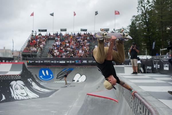 Vans Park Series Australia - Chris Egg