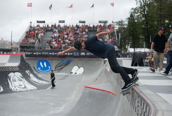 Vans Park Series Australia - Tom Back Smith