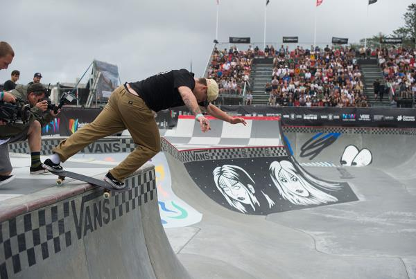Vans Park Series Australia - Chris Back D