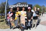 Aaronn Depaulis, Fernando Ruiz, and Isaiah Jones  took home the top 3 spots for Street 13 to 15.