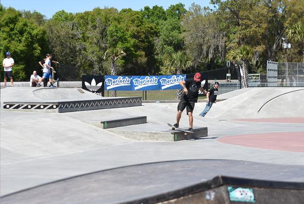 GFL at Zephyrhills - Jeff Boardslide