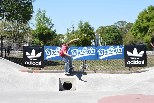 GFL at Zephyrhills - George Boardslide