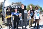 Jordi Zapata, Haze Miller, and Braden Stelma  took home the top 3 spots for Street Sponsored.