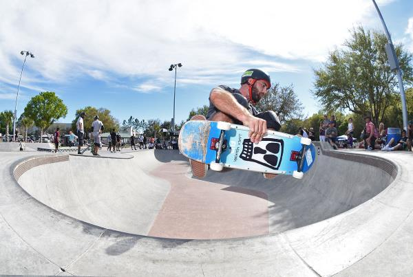 GFL at Zephyrhills - Dan Frontside
